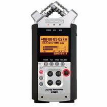 Gravador Áudio Zoom H4n Digital Handy Recorder