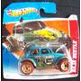 Hw Baja Beetle Thrill Racers 2011 Cartela Curta Não $uper