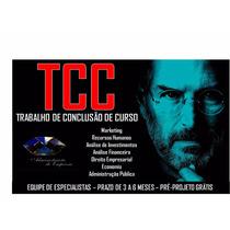Tcc Pronto - Trabalho De Conclusão De Curso - Administração