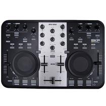 Controladora Skp Pro Audio Workstation Dj Smx 800 Midi Usb
