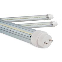 Kit 4x Lâmpada Led Fluorescente Tubo Tubular T8 60cm 9w