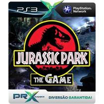 Jurassic Park The Game Ps3 - Código Psn Promoção Especial !