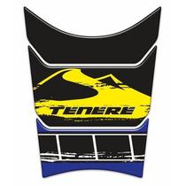 Adesivo Resinado Tankpad Yamaha Ténéré 250 Montanha Amarela