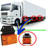 Lanterna Lateral Para Bau De Caminhão Unidade*