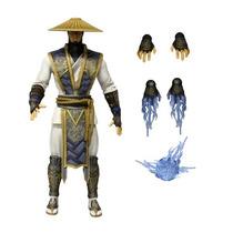 Mortal Kombat X: Raiden - 16 Cm - Mezco - Lançamento!