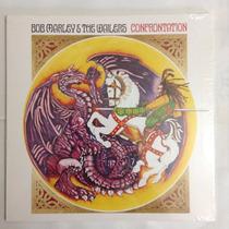 Lp Bob Marley Confrontation (novo) Importado Reggae