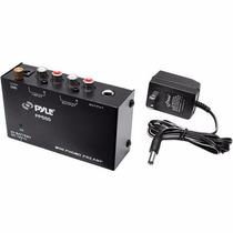Amplificador De Toca Discos Pp555 Ultra-compact