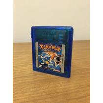 Gbc: Pokémon Blue - Com Defeito