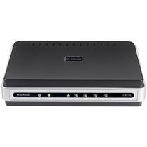 Roteador Dlink Dir-100 Rede Banda Larga C/ Switch 4 Portas
