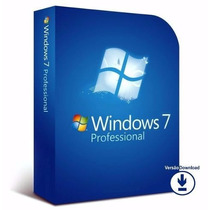 Windows 7 Profissional Licença Fpp