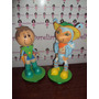 Turma Do Tree Fu Tom Em Eva 3d 23 Cm - Kit C/ 2