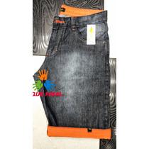 Bermuda Jeans Masculino Hollister Oakley Abercrombie