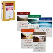 Box 5 Livros Analise Da Inteligencia De Cristo, Augusto Cury