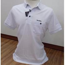 Camisa Polo Pierre Cardin Original Masculina Tam: M, G, Gg.