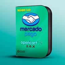Módulo Mercado Pago Para Opencart 2.0.x E Retorno Automático