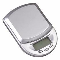Micro Balança Digital D Alta Precisão Pesa Grama 0,1g A 500g