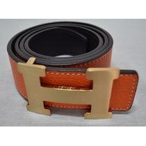 Cinto Importado Hermes Feminino Dupla Face - Cod 022