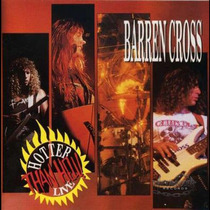 Barren Cross - Hotter Than Hell! Live [ Cd Importado Novo ]