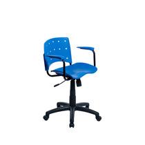 Cadeira Escritório Executiva Cd240 - Azul