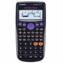 Calculadora Científica Fx-82es Plus Bk Preta - Casio