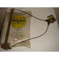 Maquina Vidro Dianteira Mecanica L.d Monza 2 Portas Após 86