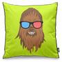 Almofada Star Wars Geek Side - Chill Bacca