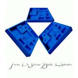 Forma-De-Silicone-P-Pedra-Gesso-3d-Mod-Wall-Mosaico-Quadrado