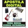 Curso De Música E Instrumento - Contra Baixo, Gaita, Teclado