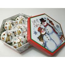 Kit Bolas De Natal
