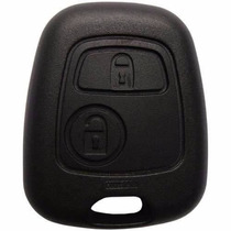 Capa Controle Da Chave Peugeot 206 207 307 C3 Citroen