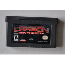 Gba: Need For Speed Carbon Own The City Original Americano!!