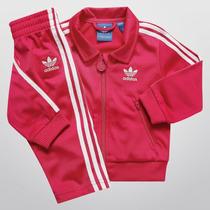 Blusas Adidas Infantil Conjunto Blusa Calça Pronta Entrega