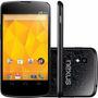 Lg E960 Nexus 4 Desbl. Preto 8gb Android 3g Wi-fi Nfc 8mp