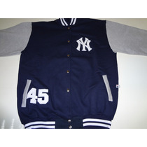 Jaqueta Masculina New York Blusa Moleton Yankees
