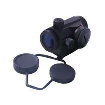 Mira Holográfica Red Dot Mini 1x30 Trilho 17 A 22mm