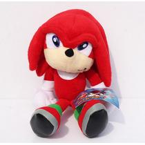 Sonic The Hedgehog De Pelúcia Unidade Frete Grátis