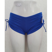 Sunkini Short Com Reguladores Nas Laterais