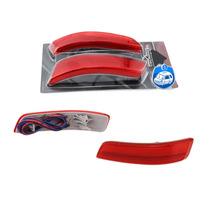 Jogo Refletor Led Para Parachoque Toyota Corolla 14/15 Dlaa