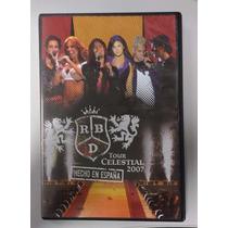 Lote Dvd Rbd Hecho En España (duplo) Original + Que Hay Detr