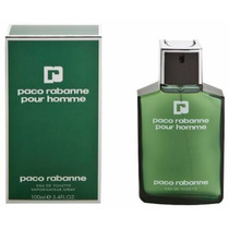 Perfume Paco Rabanne Pour Homme 100ml