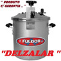 Panela De Pressaõ Industrial 30 Litros - Fulgor + Brinde .