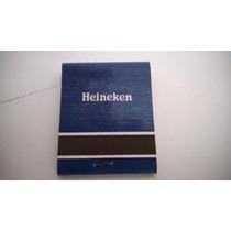 Caixa De Fósforo Heineken