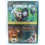 Dvd As Cronicas De Narnia + Força-g Edição 2 Filmes