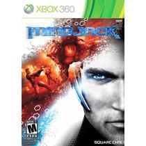 Jogo Xbox 360 Mindjack Original E Lacrado Midia Fisica