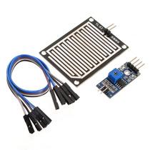 Sensor Detector De Chuva Arduino Pic Mcu Automação