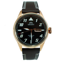Relógio Automático Orient 469rp001 Masculino Dourado 100m
