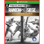 Rainbow Six Siege Gold Edition Xbox One 5 Dias Aluguel