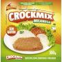 Crockmix - Farinha P/ Empanar Carne Bovina