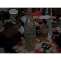 Garrafa Antiga Coca Cola Fantasia De 1 Litro Rara