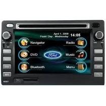 Kit Central Multimídia Ecosport Fiesta Ford Dvd Tv Gps